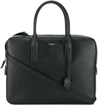 Saint Laurent classic small Museum briefcase