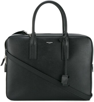 Saint Laurent small Museum briefcase