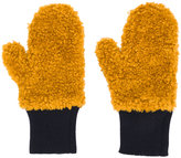 Marni tufted mittens - women - Acrylic/Polyester/Cashmere/Virgin Wool - 7.5