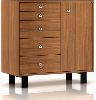 Herman Miller Nelson Basic Cabinet Series (BCS) - 34x40 5 Drawer Cabinet