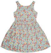 Polo Ralph Lauren Floral Sleeve Less Dress