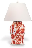 The Well Appointed House Scalamandre Maison Arcadia Coral Table Lamp with Shade