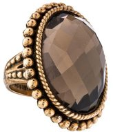 Stephen Dweck Smoky Quartz Cocktail Ring