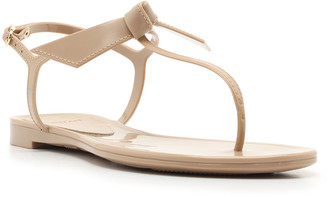 Alexandre Birman Clarita Jelly Knot Thong Sandals