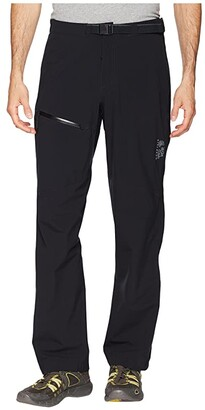 Mountain Hardwear Stretch Ozonictm Pant (Black) Men's Casual Pants