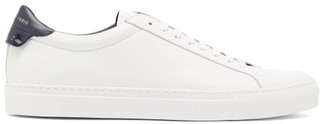 Givenchy Urban Street Low-top Leather Trainers - Mens - White Multi