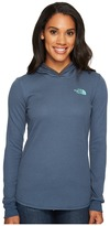 The North Face Long Sleeve Waffle Knit Tee Women's T Shirt