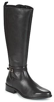 Dune London TARO women's High Boots in Black