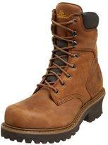 "Chippewa Men's 8"" Industrial Steel Toe 55026 Logger Boot"