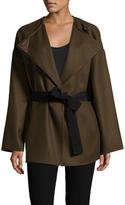 Isabel Marant Wool Belted Coat