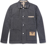 Nigel Cabourn - Striped Cotton-ticking Jacket