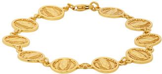 Dear Letterman Gold Medina Bracelet