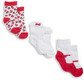 Kate Spade New York Three-Piece Socks Set