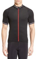 Craft 'Glow' Fitted Moisture Wicking Stretch Cycling Jersey