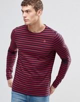 G Star G-Star Prebase Breton Stripe Top Long Sleeve