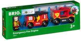 Brio NEW Rescue Fire truck