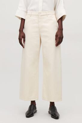 Cos Barrel Leg Jeans