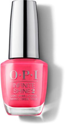 OPI Infinite Shine Gel Effect Nail Lacquer 15Ml Strawberry Margarita