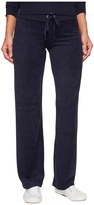 Juicy Couture Mar Vista Microterry Pants Women's Casual Pants