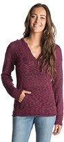 Roxy Junior's Warm Heart Hooded Sweater