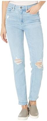 Paige Hoxton Slim in Sumner Destructed (Sumner Destructed) Women's Jeans