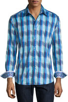 Robert Graham The Jagger Long-Sleeve Sport Shirt