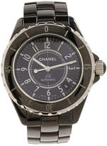 Chanel J12 Automatique ceramic watch