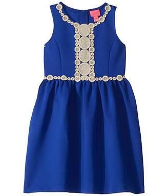 Lilly Pulitzer Baylee Dress (Toddler/Little Kids/Big Kids)