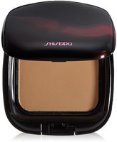 Shiseido The Makeup Perfect Smoothing Compact Foundation SPF 15 (Case + Refill) - B60 Natural Deep