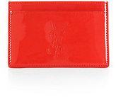 Saint Laurent Belle Dejour Patent Card Case