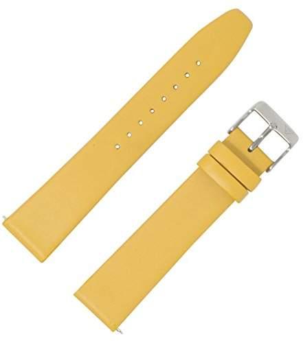 Dakota Men's Quartz Watch with Calfskin Leather Strap