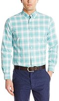 Dockers Long Sleeve Oxford Button-Front Shirt