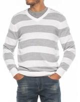 Specially made V-Neck Argyle Sweater (For Men)