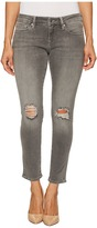 Mavi Jeans Petite Serena in Grey Ripped