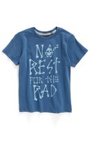 Volcom No Rest Graphic T-Shirt (Big Boys)