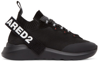DSQUARED2 Black 1964 Speedster Sneakers