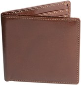 Jack Georges Tuscana Classico Hipster Wallet - Buffalo Leather