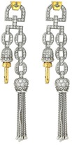 Vivienne Westwood Electra Clasp Earrings