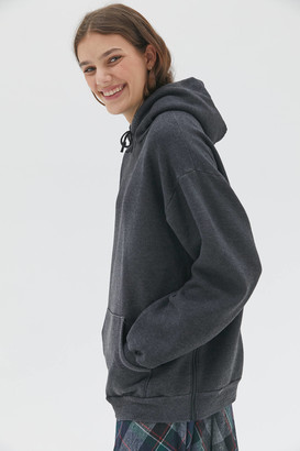 Urban Renewal Vintage Recycled Zipper Hoodie Sweatshirt