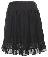 McQ by Alexander McQueen Lace-trimmed Miniskirt