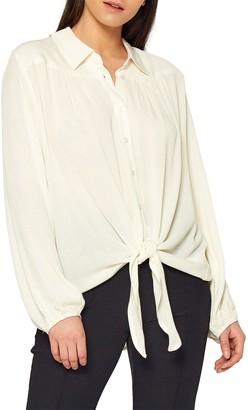 Pleione Tie Front Blouse