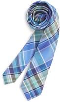Nordstrom Boy's Plaid Silk Tie