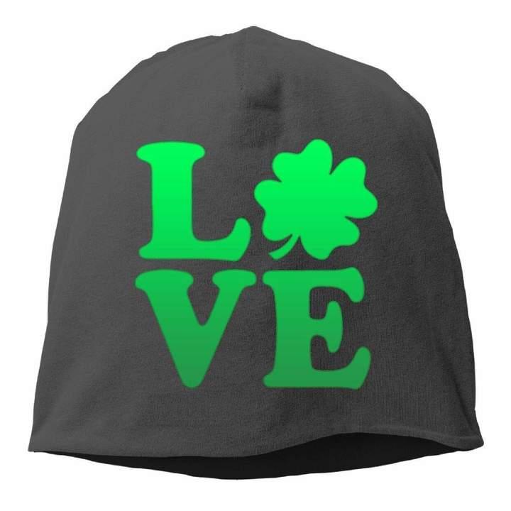 c99a2ea2f brobeer St Patricks Day Irish Shamrock Winter Beanie Skull Cap Warm Knit  Ski Slouchy Hat Durable