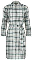 Burberry Check Shirt Dress