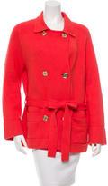 Kate Spade Knit Long Sleeve Jacket