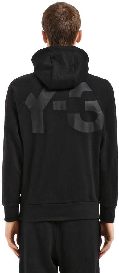 Y-3 Classic Hooded French Terry Sweatshirt