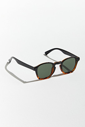 Urban Outfitters Blunt Keyhole Rounded Square Sunglasses