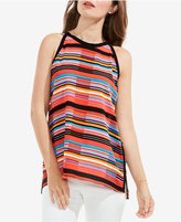 Vince Camuto Striped Halter Top