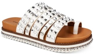 Seven Dials Belmar Studded Sandals Women's Shoes