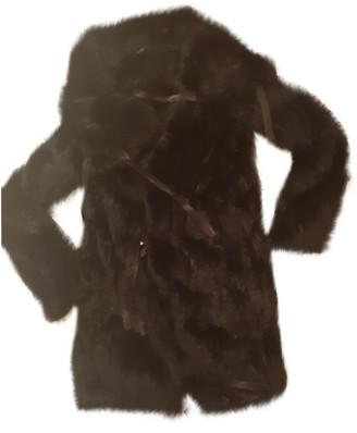 Plein Sud Jeans Black Rabbit Jackets